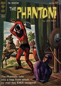 Cover Thumbnail for The Phantom (Western, 1962 series) #9