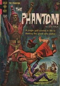 Cover Thumbnail for The Phantom (Western, 1962 series) #10
