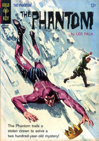 Cover Thumbnail for The Phantom (Western, 1962 series) #13