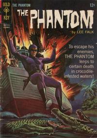 Cover Thumbnail for The Phantom (Western, 1962 series) #15