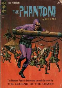 Cover Thumbnail for The Phantom (Western, 1962 series) #16