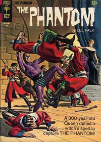 Cover Thumbnail for The Phantom (Western, 1962 series) #17