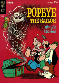 Cover Thumbnail for Popeye the Sailor (Western, 1962 series) #67