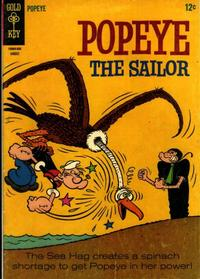 Cover Thumbnail for Popeye the Sailor (Western, 1962 series) #77