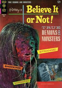 Cover Thumbnail for Ripley's Believe It or Not! (Western, 1965 series) #4