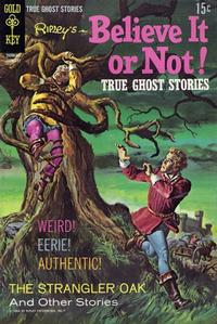 Cover for Ripley's Believe It or Not! (Western, 1965 series) #12