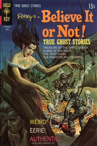Cover Thumbnail for Ripley's Believe It or Not! (Western, 1965 series) #13