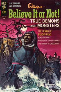 Cover Thumbnail for Ripley's Believe It or Not! (Western, 1965 series) #14