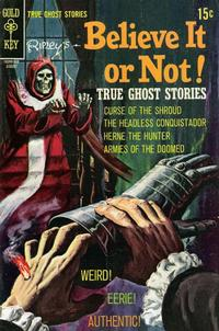 Cover Thumbnail for Ripley's Believe It or Not! (Western, 1965 series) #15