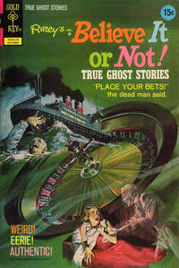 Cover Thumbnail for Ripley's Believe It or Not! (Western, 1965 series) #36