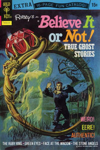 Cover Thumbnail for Ripley's Believe It or Not! (Western, 1965 series) #37