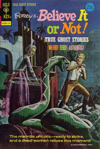Cover Thumbnail for Ripley's Believe It or Not! (Western, 1965 series) #43