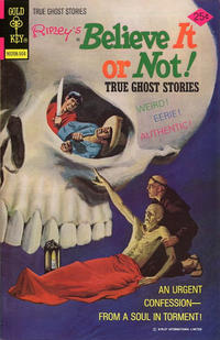 Cover Thumbnail for Ripley's Believe It or Not! (Western, 1965 series) #53