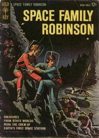 Cover Thumbnail for Space Family Robinson (Western, 1962 series) #1