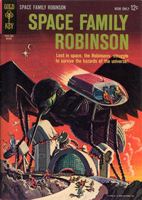 Cover Thumbnail for Space Family Robinson (Western, 1962 series) #2