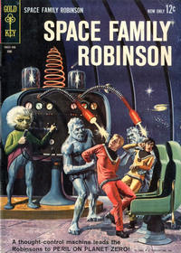 Cover Thumbnail for Space Family Robinson (Western, 1962 series) #3