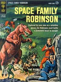 Cover Thumbnail for Space Family Robinson (Western, 1962 series) #4