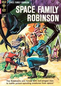 Cover Thumbnail for Space Family Robinson (Western, 1962 series) #11