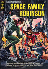 Cover Thumbnail for Space Family Robinson (Western, 1962 series) #12