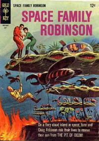 Cover Thumbnail for Space Family Robinson (Western, 1962 series) #13