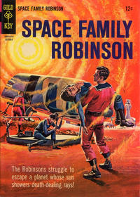 Cover Thumbnail for Space Family Robinson (Western, 1962 series) #14