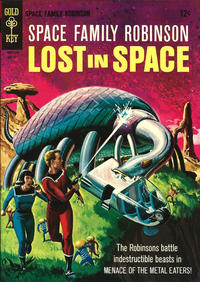 Cover Thumbnail for Space Family Robinson Lost in Space (Western, 1966 series) #15