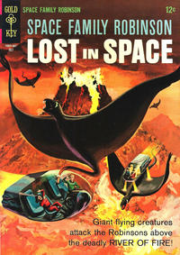 Cover Thumbnail for Space Family Robinson Lost in Space (Western, 1966 series) #17