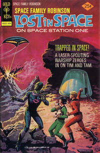 Cover Thumbnail for Space Family Robinson, Lost in Space on Space Station One (Western, 1974 series) #43