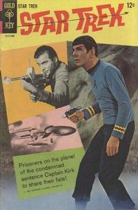 Cover Thumbnail for Star Trek (Western, 1967 series) #2