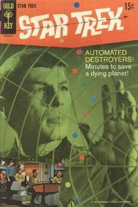 Cover Thumbnail for Star Trek (Western, 1967 series) #3