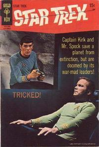 Cover Thumbnail for Star Trek (Western, 1967 series) #5