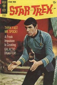 Cover Thumbnail for Star Trek (Western, 1967 series) #6