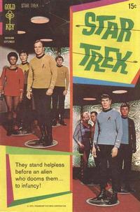 Cover Thumbnail for Star Trek (Western, 1967 series) #8