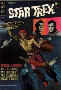 Cover Thumbnail for Star Trek (Western, 1967 series) #10