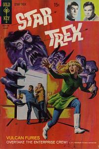 Cover Thumbnail for Star Trek (Western, 1967 series) #11