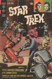 Cover Thumbnail for Star Trek (Western, 1967 series) #13