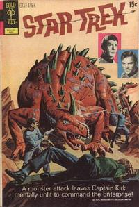 Cover Thumbnail for Star Trek (Western, 1967 series) #14