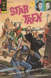 Cover Thumbnail for Star Trek (Western, 1967 series) #16