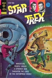 Cover Thumbnail for Star Trek (Western, 1967 series) #25