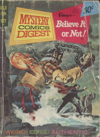 Cover for Mystery Comics Digest (Western, 1972 series) #4