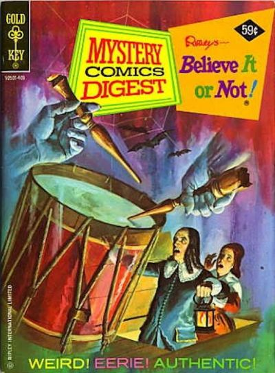 Cover for Mystery Comics Digest (Western, 1972 series) #19