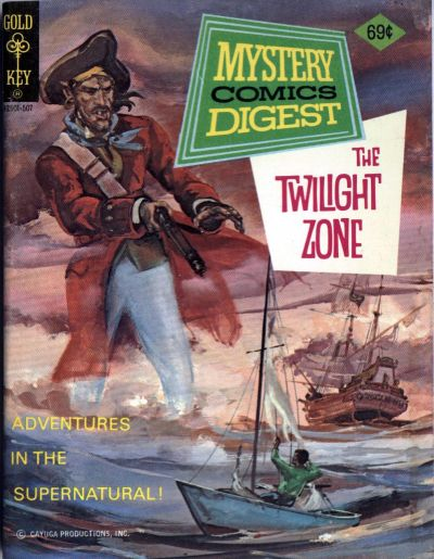 Cover for Mystery Comics Digest (Western, 1972 series) #24