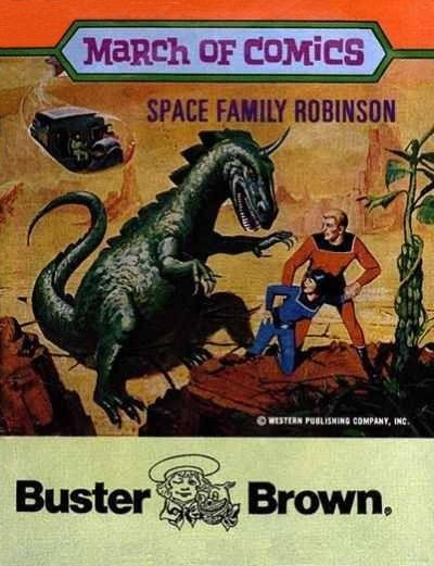 Cover for March of Comics (Western, 1946 series) #414