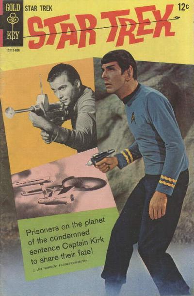 Cover for Star Trek (Western, 1967 series) #2