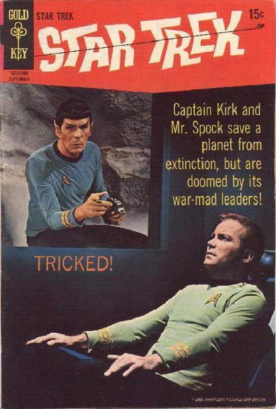 Cover for Star Trek (Western, 1967 series) #5