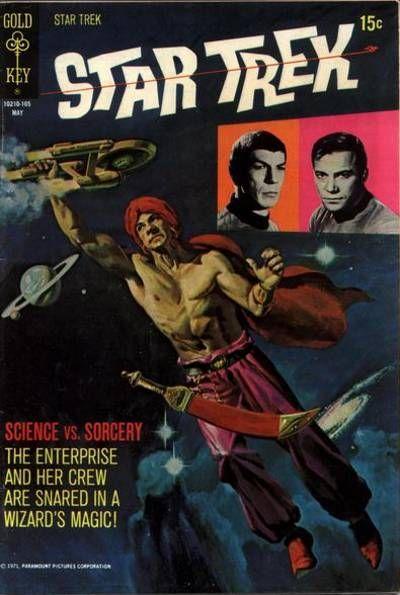 Cover for Star Trek (Western, 1967 series) #10