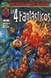 Cover for Los 4 Fantásticos (Planeta DeAgostini, 1998 series) #1