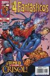 Cover for Los 4 Fantásticos (Planeta DeAgostini, 1998 series) #5