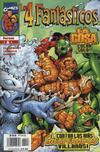 Cover for Los 4 Fantásticos (Planeta DeAgostini, 1998 series) #6