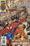 Cover for Los 4 Fantásticos (Planeta DeAgostini, 1998 series) #9